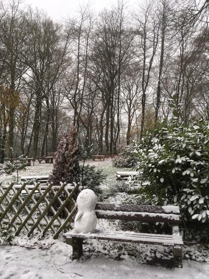 Schneemann-vor-der-Egge